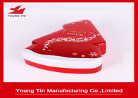 China New Year Holiday Candy Gift Tins With Custom Artwork Printing and Embossing company
